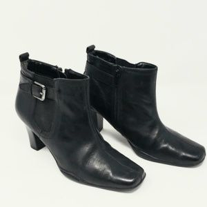 AEROSOLES Shoes - Aersoles Sz 7B, Ankle Boots, Black